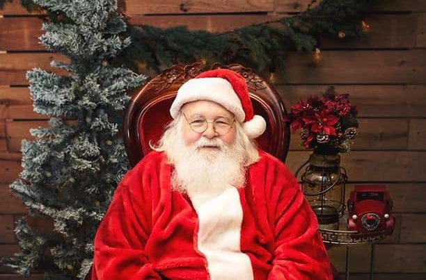 Santa at the Brewery @ Pour Brothers Brewery