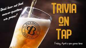 Trivia On Tap @ Pour Brothers Brewery